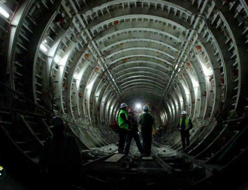 Túnel Emisor Poniente II, finalista Obra del Año 2019