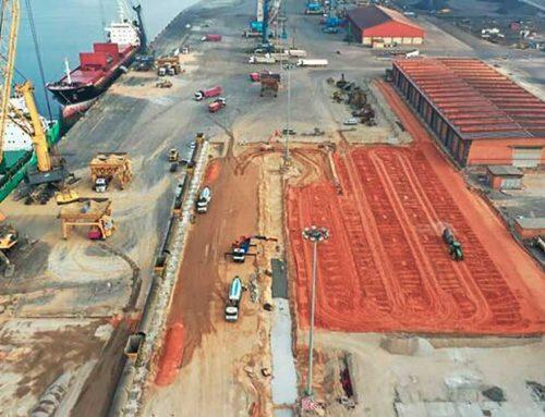Aldesa encargada de la puesta a punto del Muelle Ingeniero Juan Gonzalo en el Puerto de Huelva